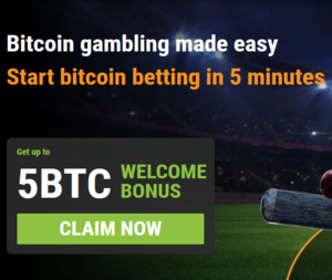 Cloudbet Welcome Bonus